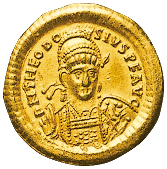 東ローマ帝国 テオドシウス2世(...