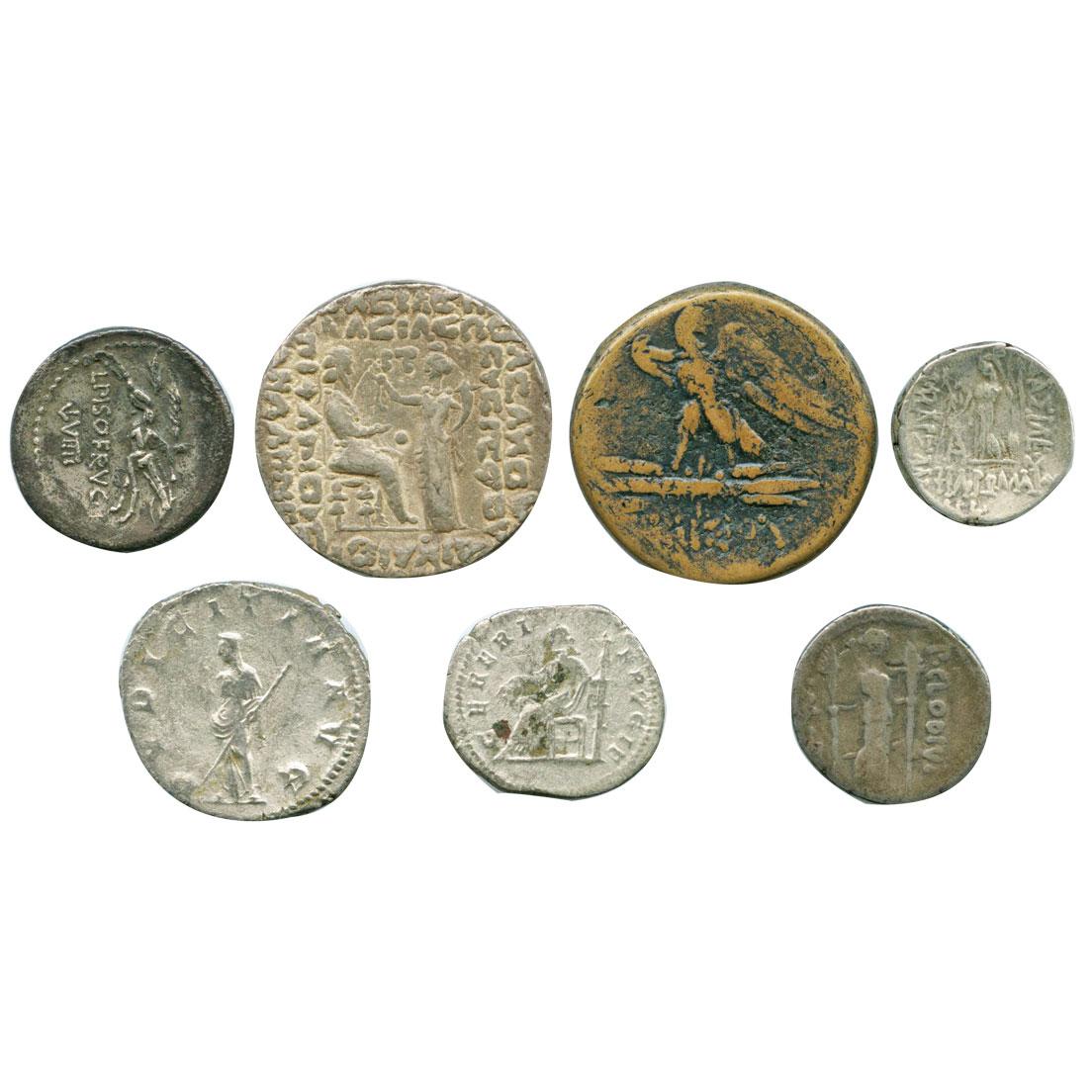 各国ロット 全て古代コイン 合計...
