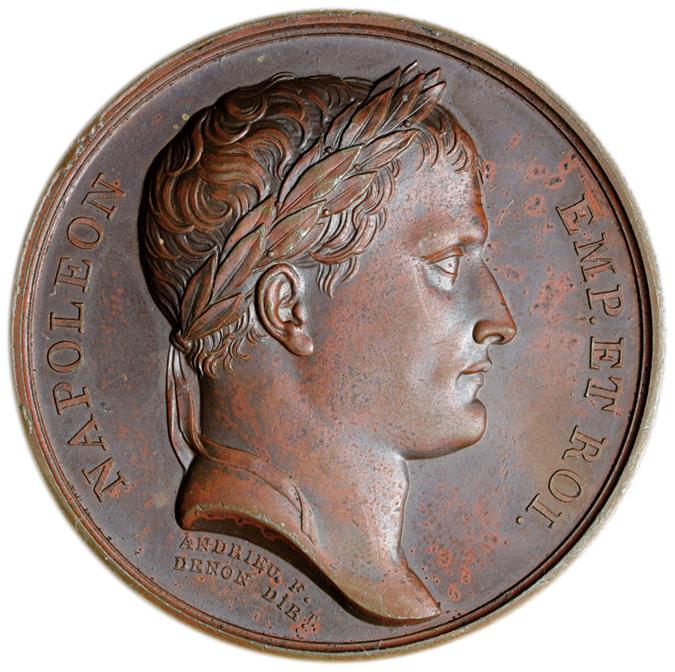 フランス メダル ナポレオン1世(...