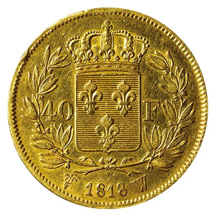 1818 in France
